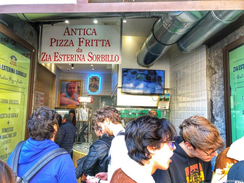 pizza-fritta-zia esterina -sorbillo