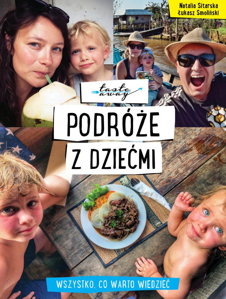 ebook Tasteaway Podróże z dziećmi