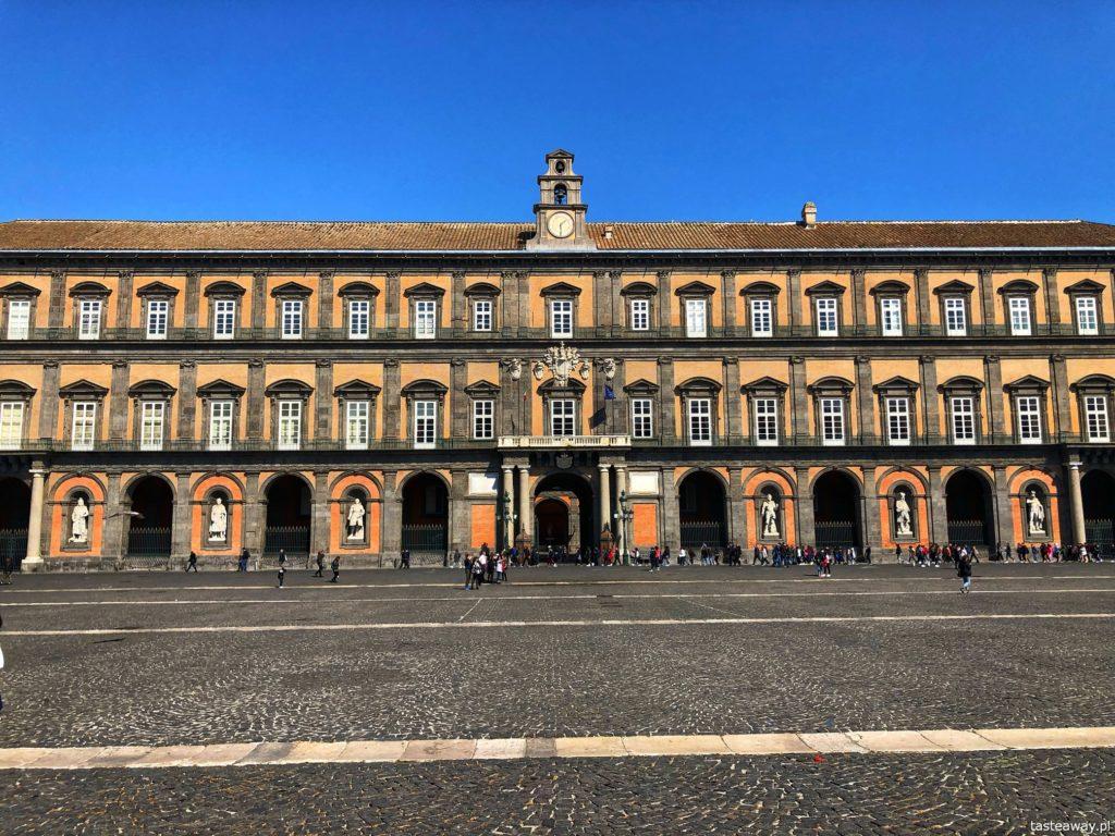 Pałac Królewski Piazza del Plebiscito