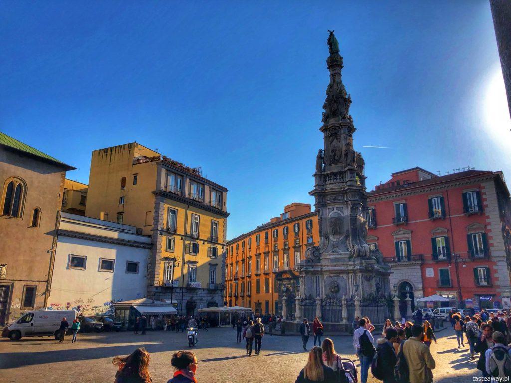 piazza Gesu Nuevo
