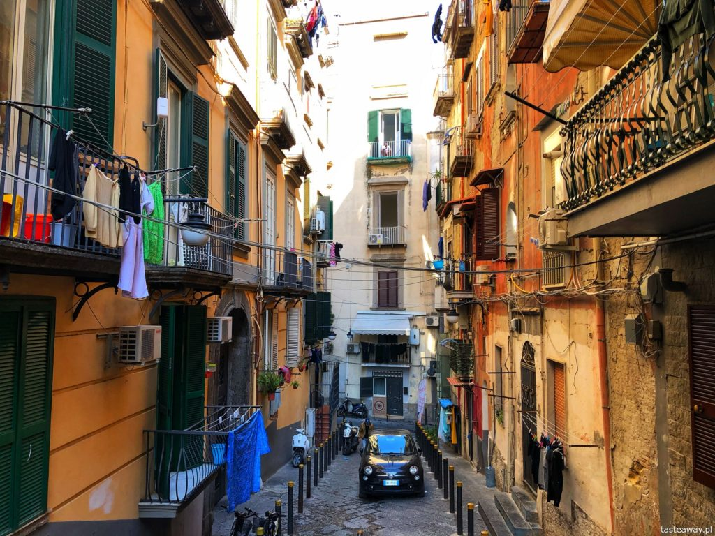 uliczki Centro Storico