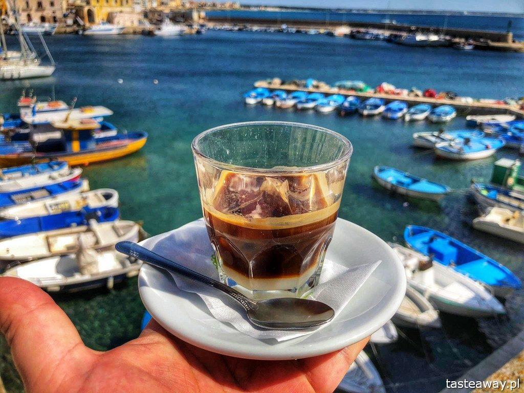 Galipoli kawa z widokiem