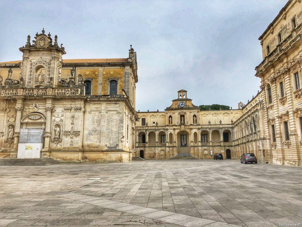 Lecce_ Piazza del Duomo