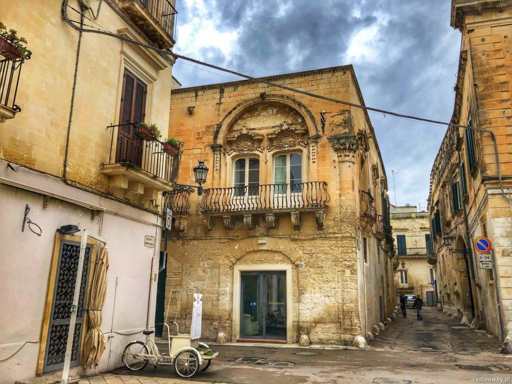 Lecce_uliczki