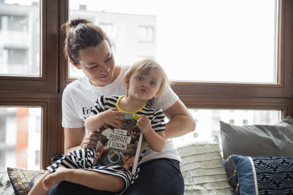 książka Tasteaway - podróże z dziećmi
