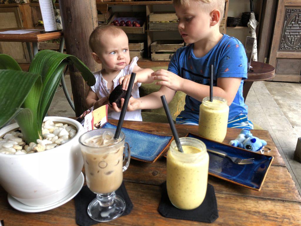 coconut iced coffee-Hoi-An