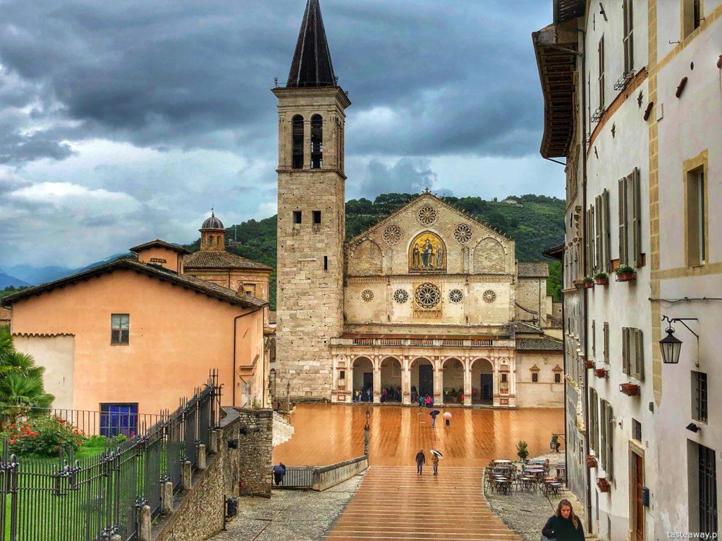 Spoleto-katedra