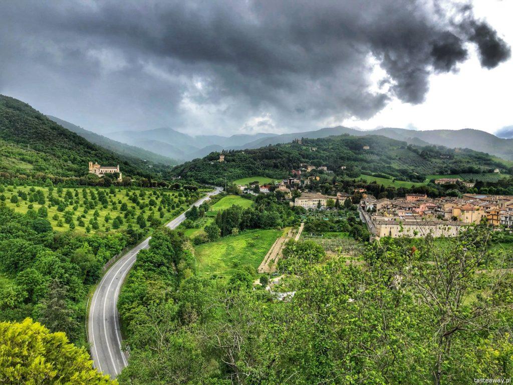 Umbria-krajobrazy