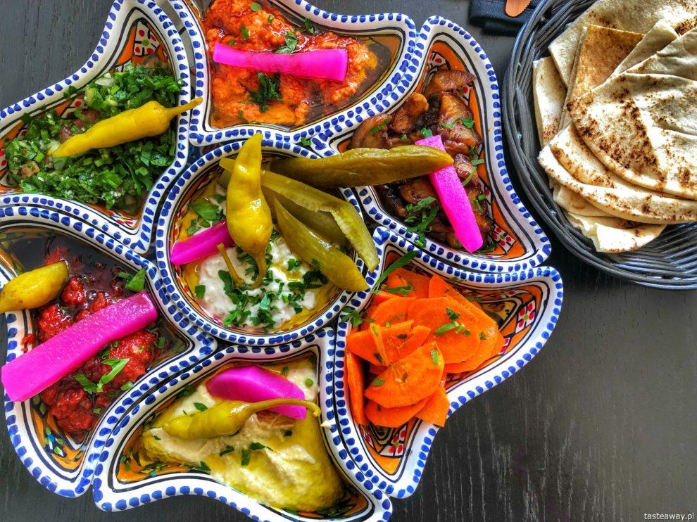 Moje Ulubione Miejsca W Warszawie Kumin I Kuchnia Arabska