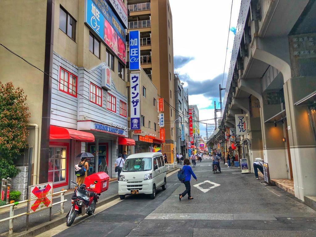 Akihabara okolica