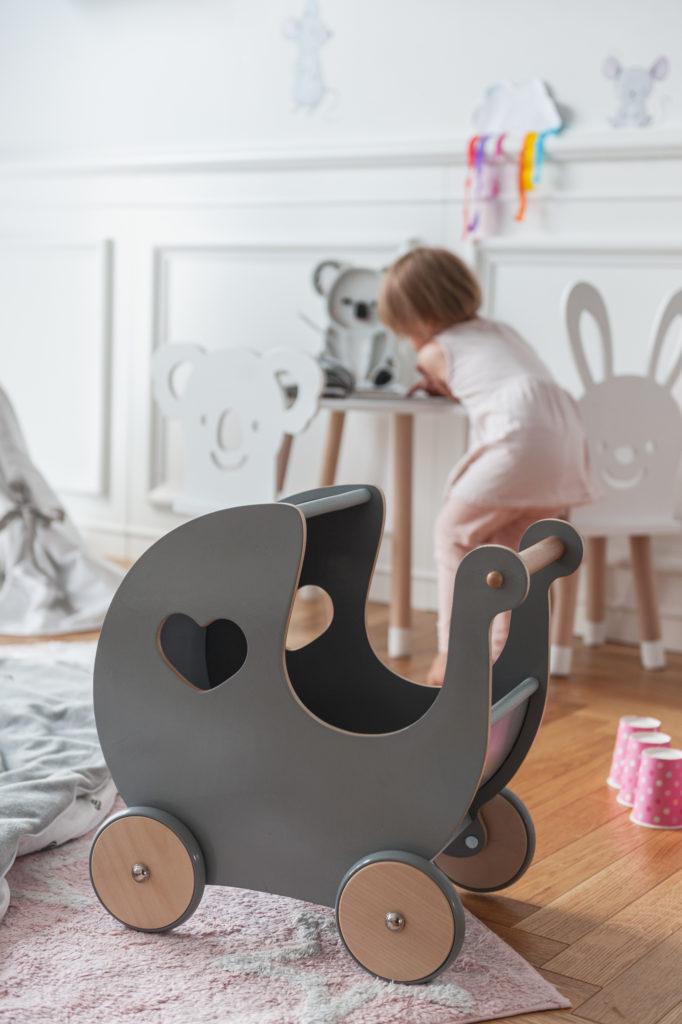 wózek Baby Steps