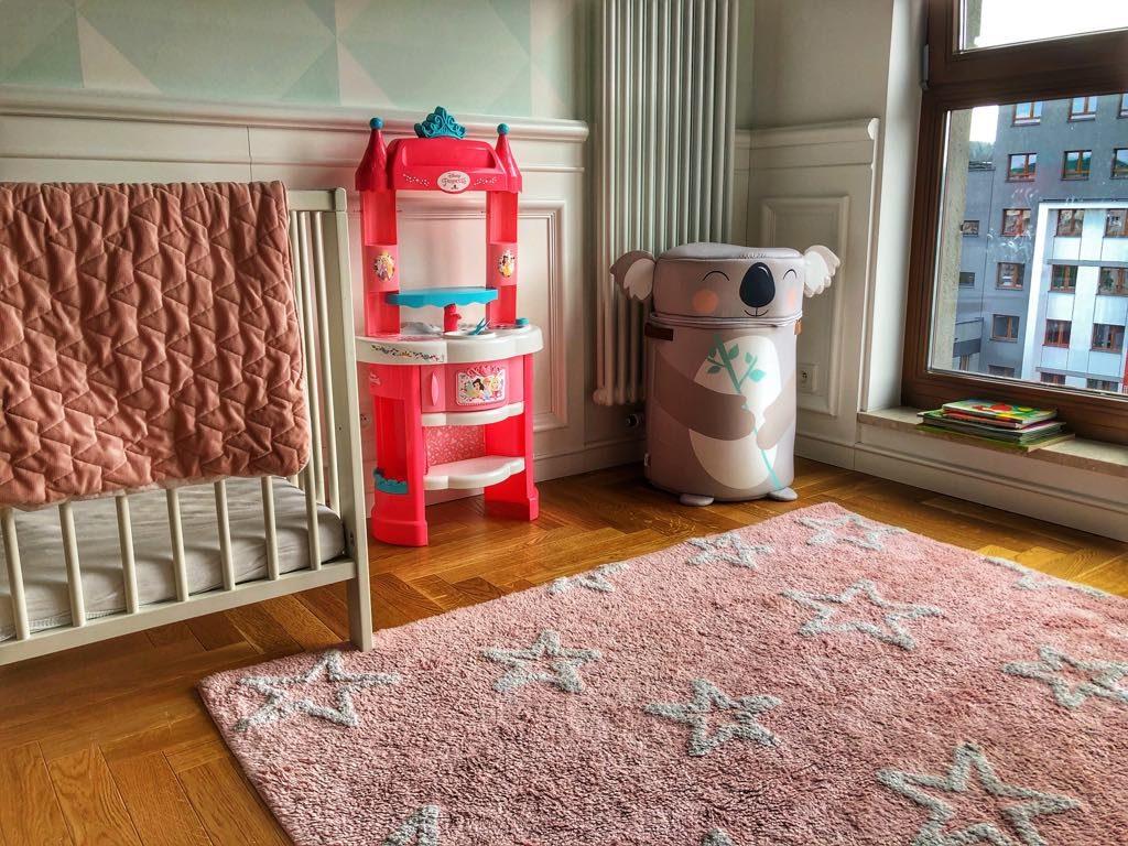 Millami dywan, pokój dziecka, urządzanie pokoju dziecka