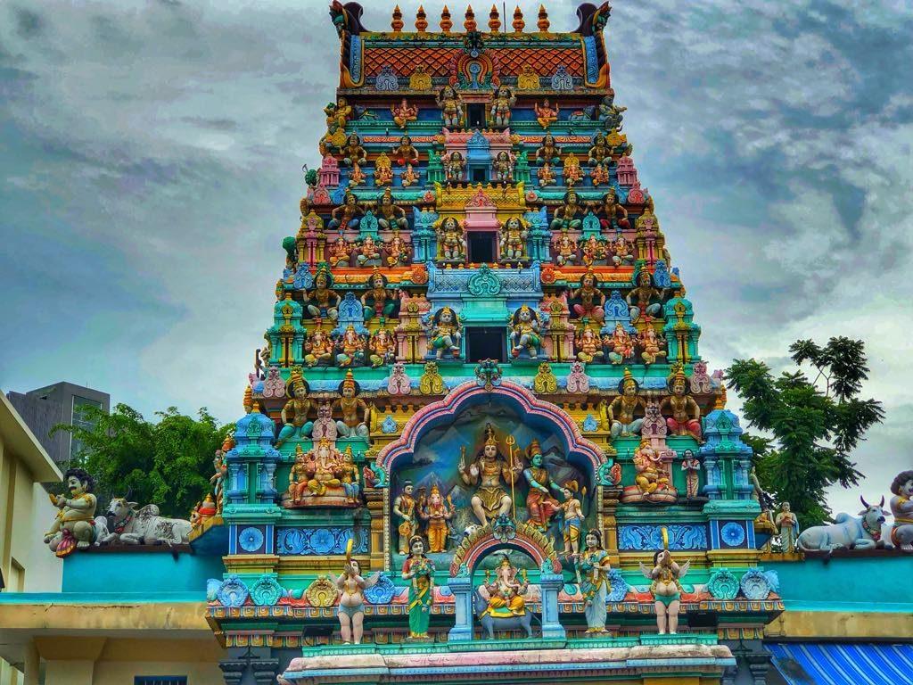 hinduizm singapore