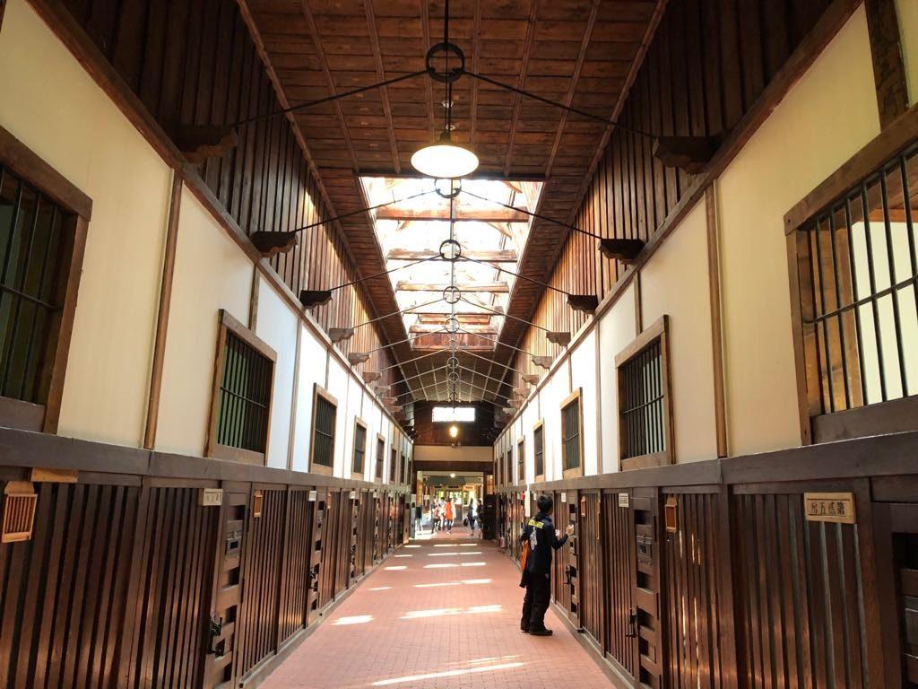Abashiri-dawne więzienie-zabytek