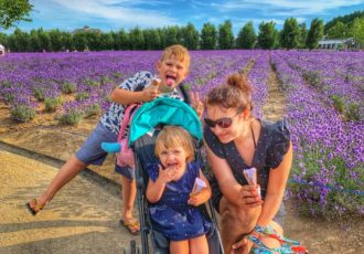 Farm Tomita-dzieci