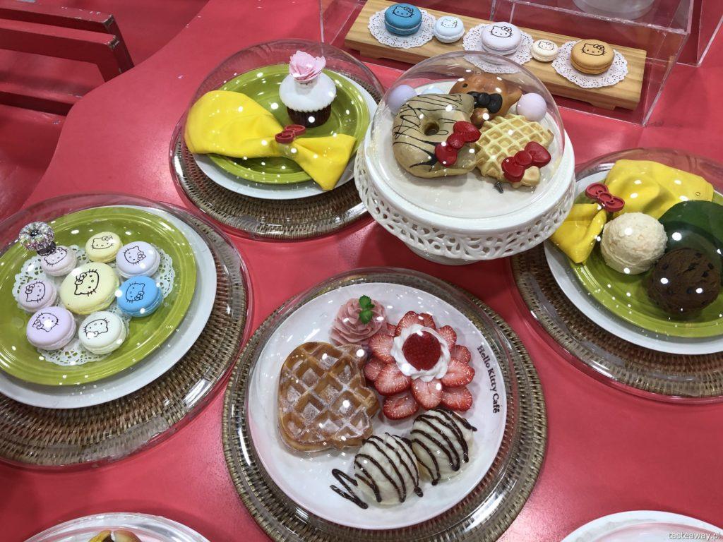 Hello Kitty-Island Seul-10-jedzenie