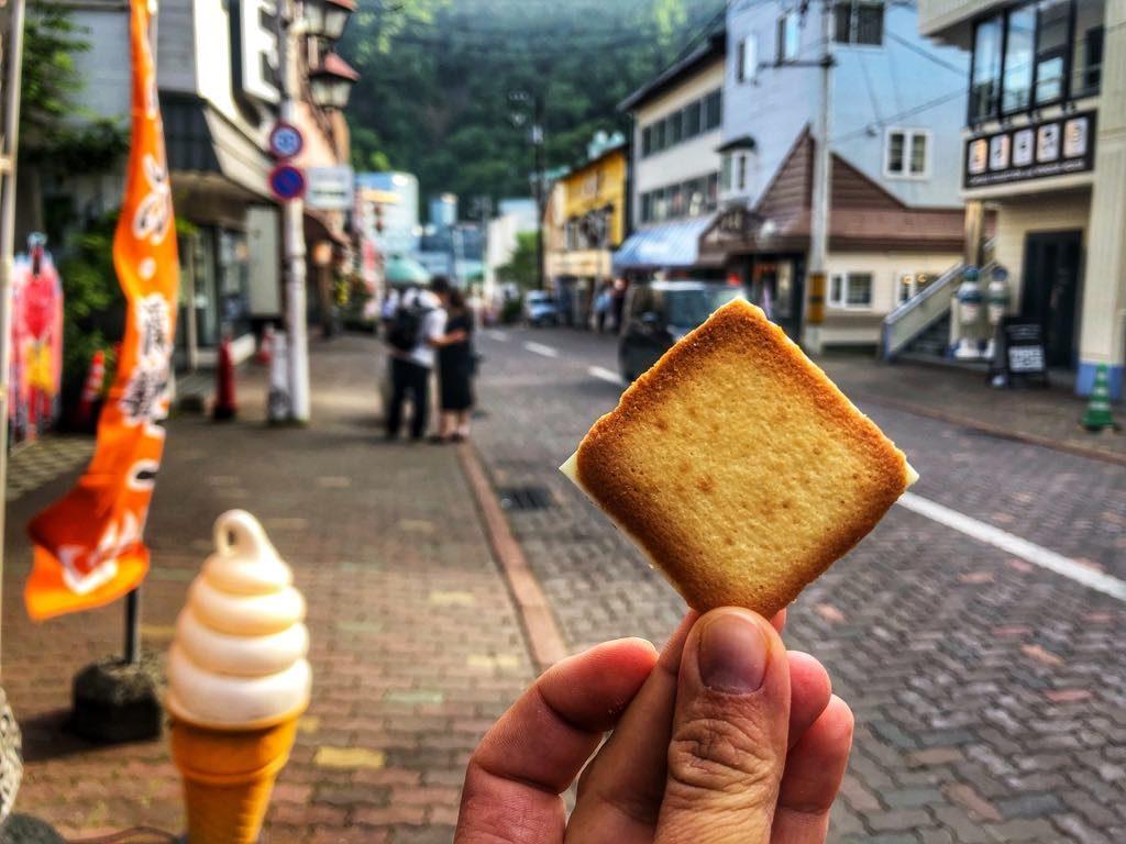 Hokkaido ciasteczka_shiroi_koibito