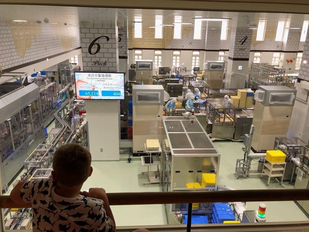 Ishiya proces produkcyjny