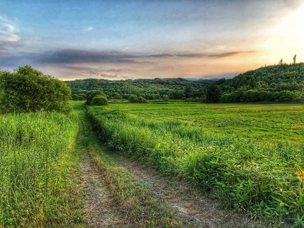 krajobrazy Hokkaido