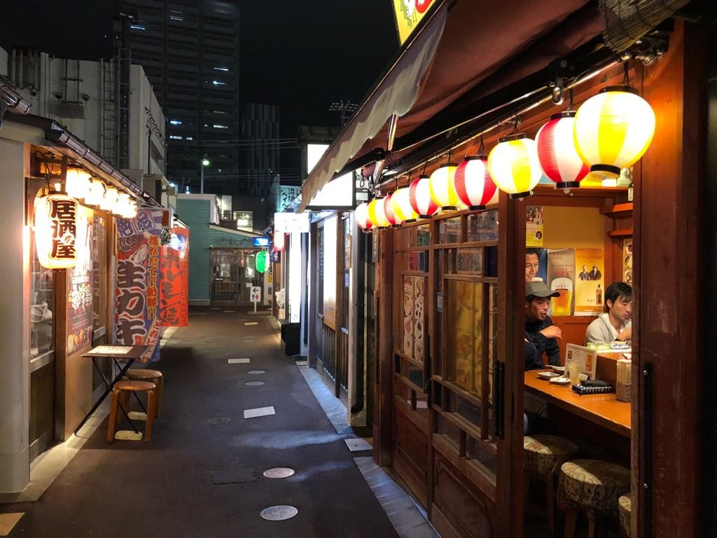 nocne markety Hokkaido