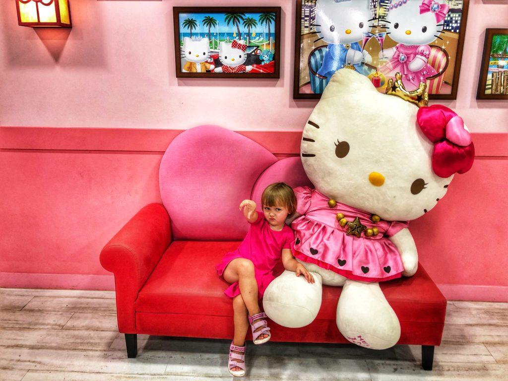 Hello Kitty Islad Seul