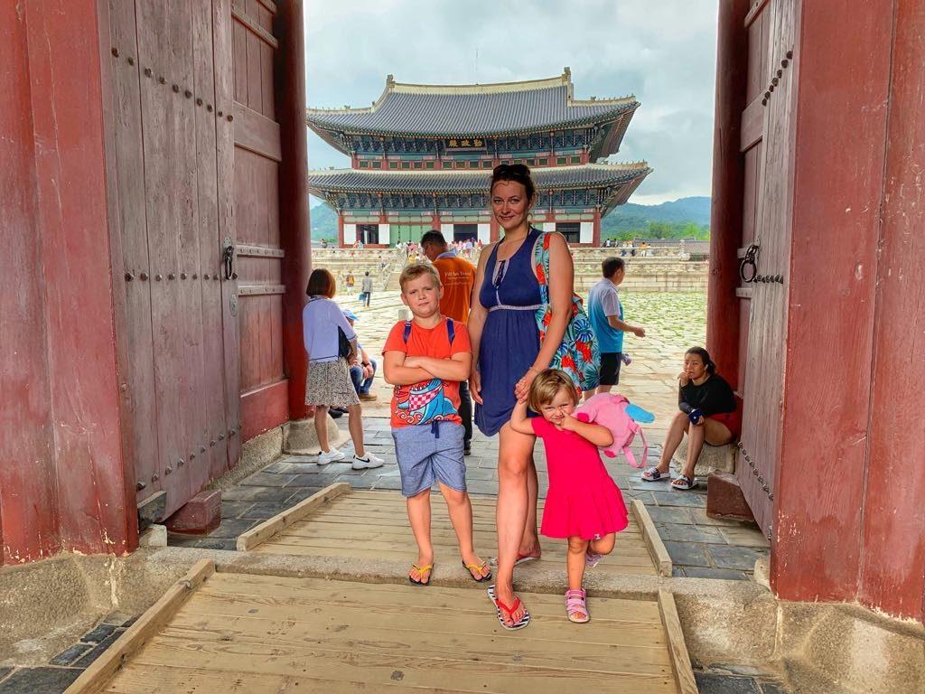 Pałac-Gyeongbokgung-2