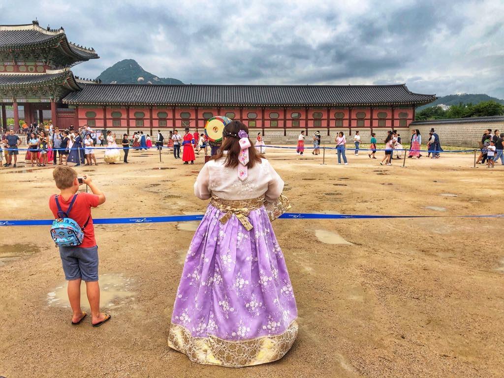 Pałac-Gyeongbokgung-4