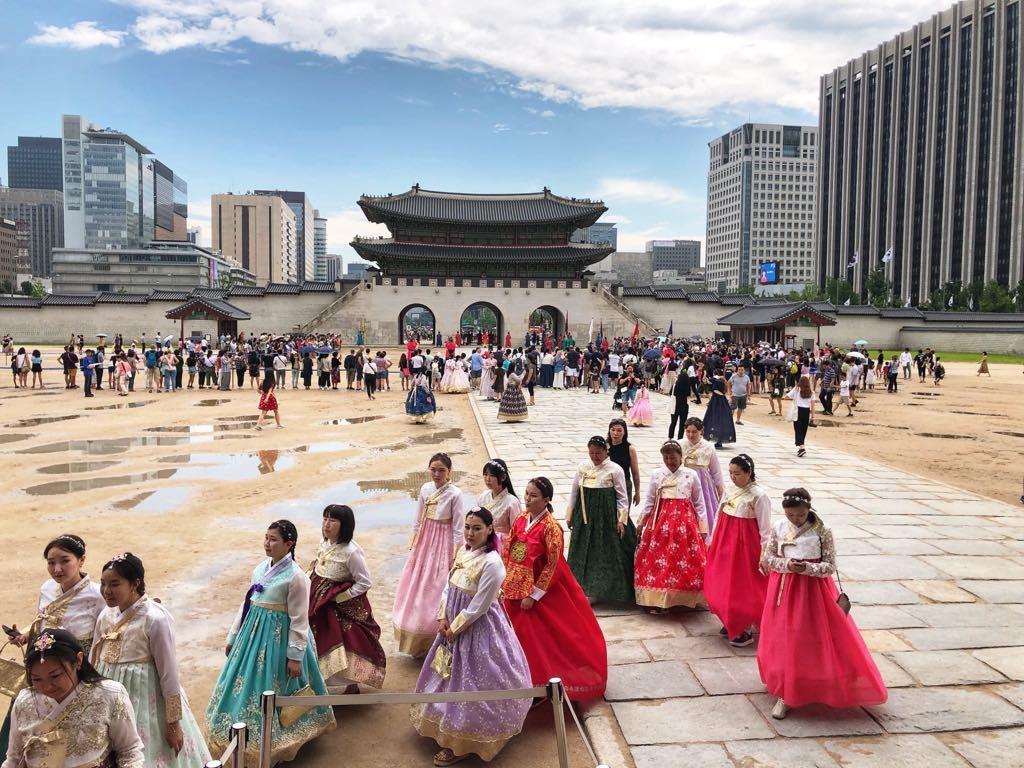 Pałac Gyeongbokgung-4