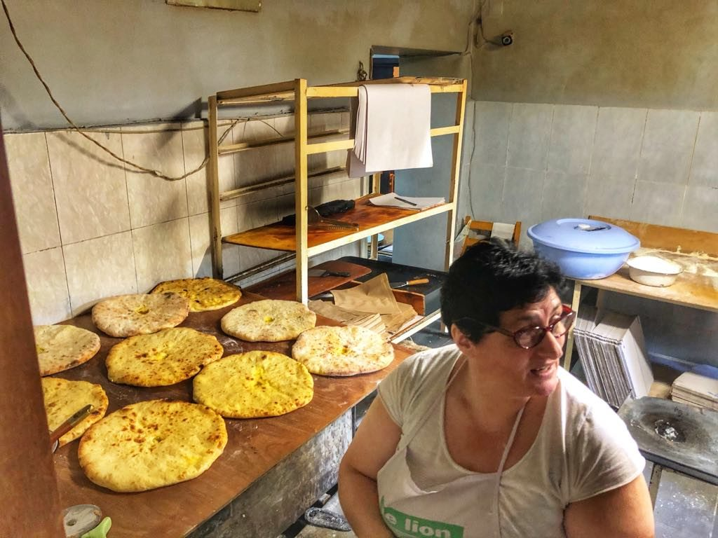 chaczapuri piekarnia