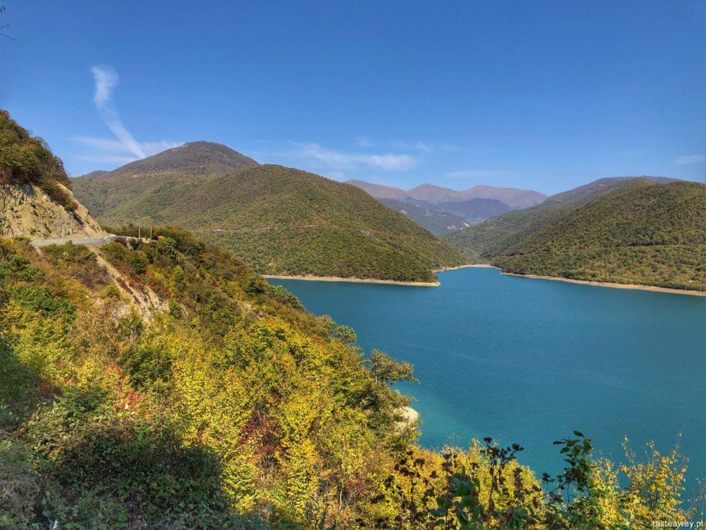 15_zhinvali reservoir