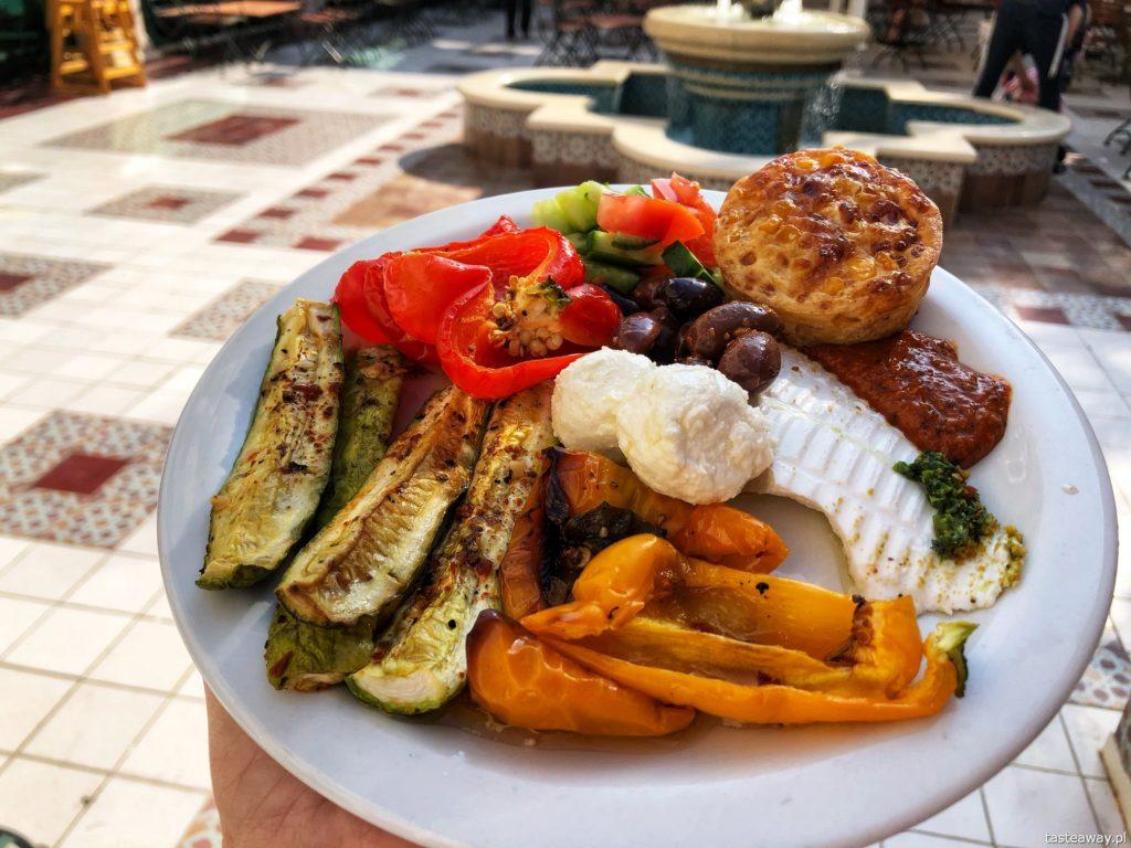 Ejlat Herods Hotel_śniadanie