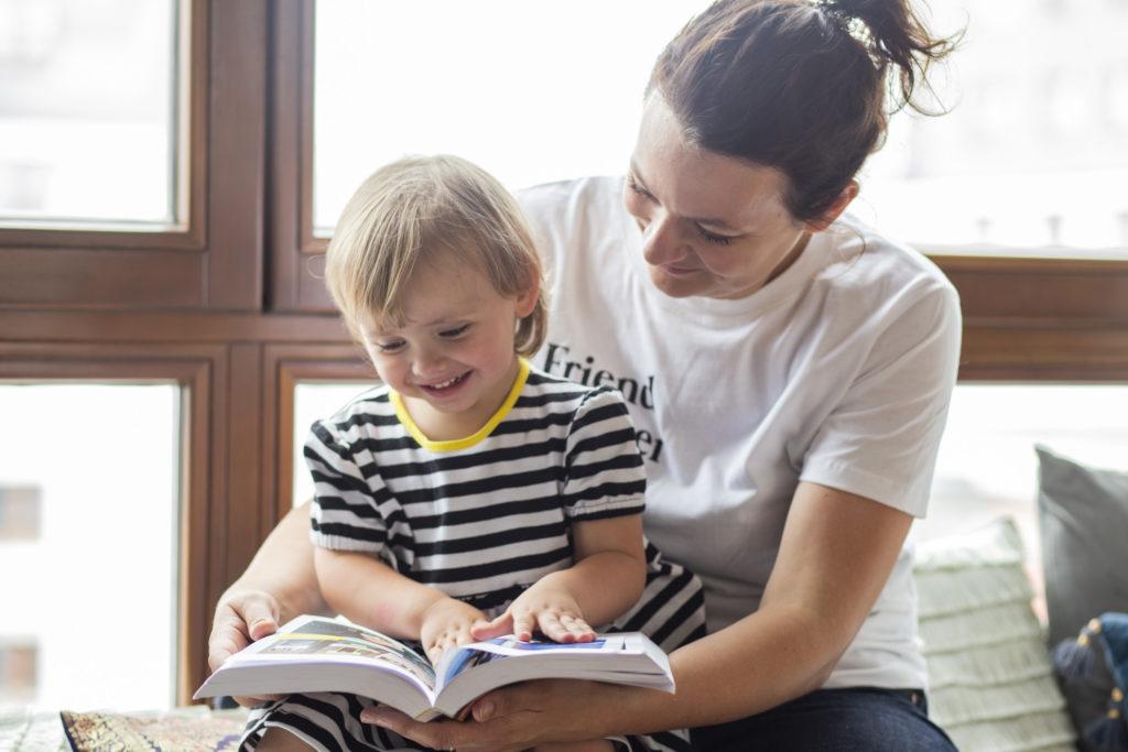 podróże z dziećmi -książka tasteaway