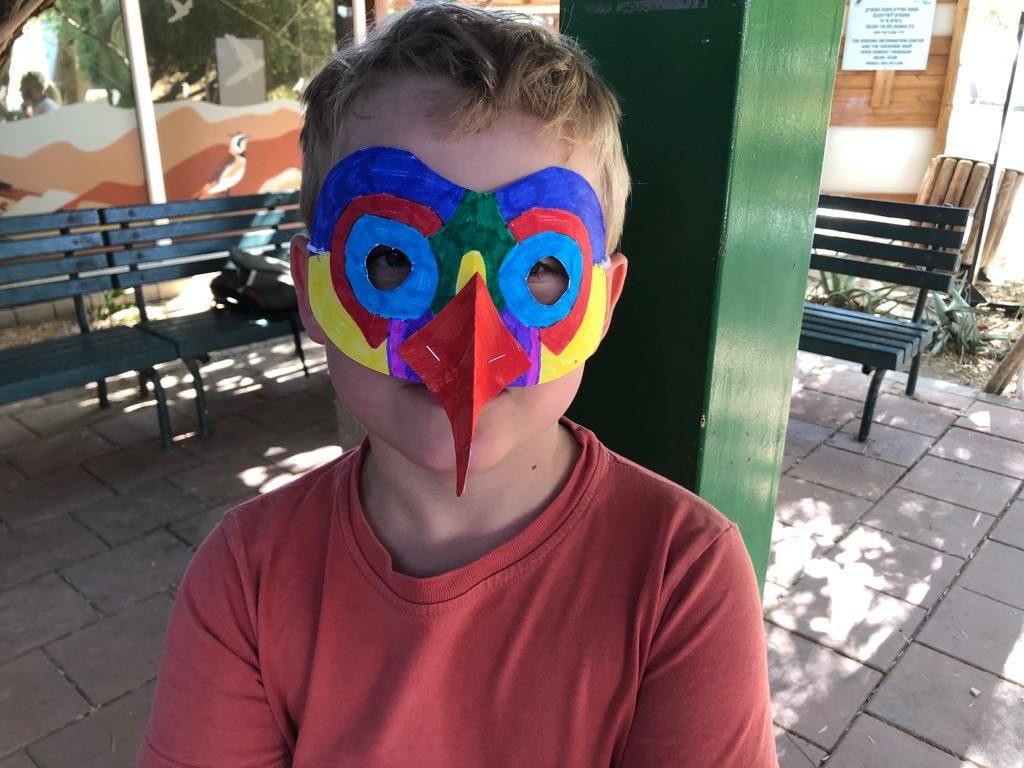 ptasie maski