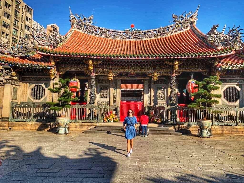 świątynie Taipei