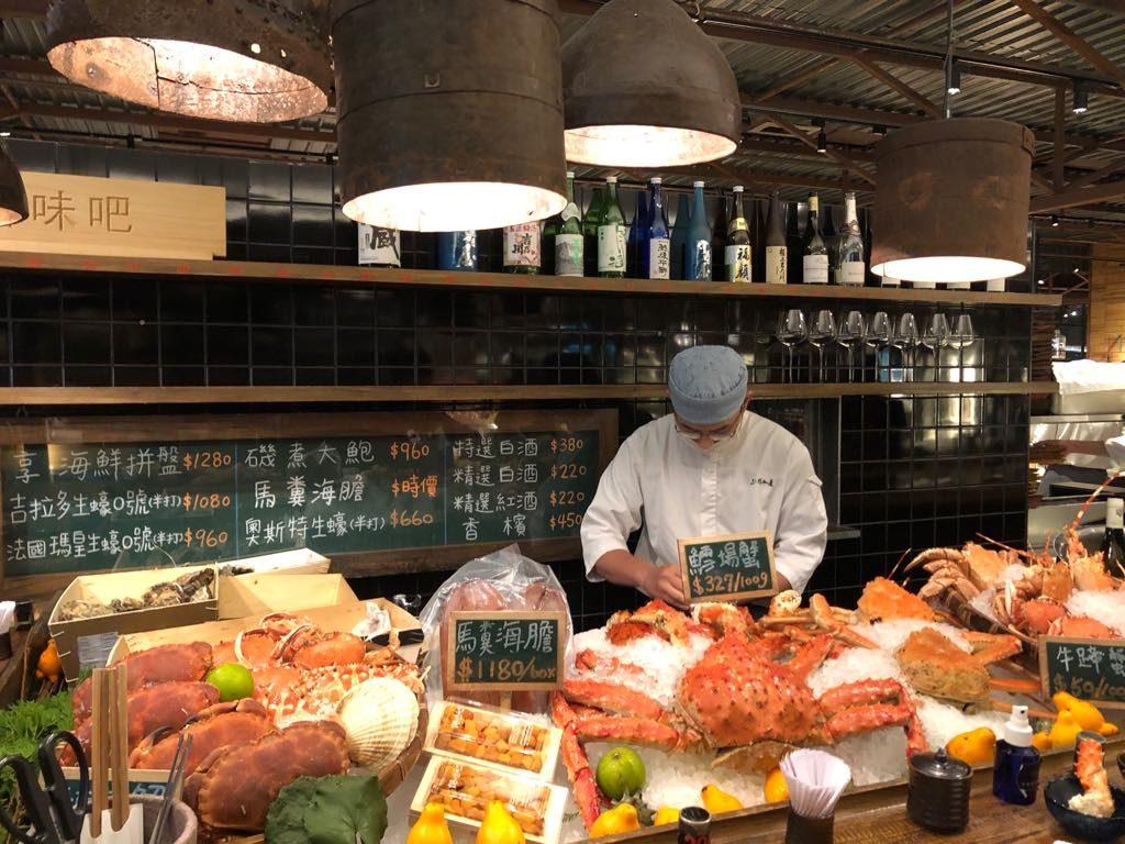 Fish Market Taipei