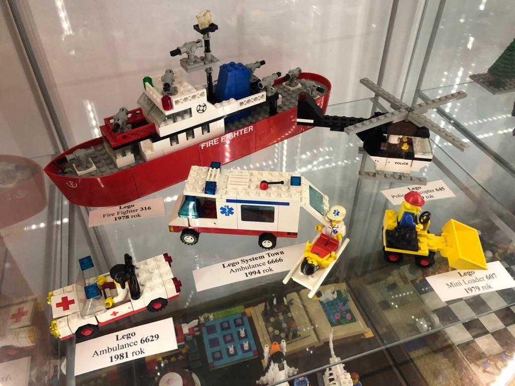 Lego lata 70