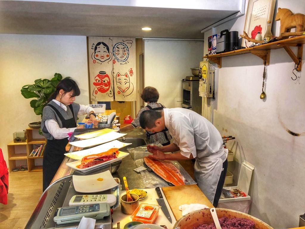malutki sushi bar_taipei