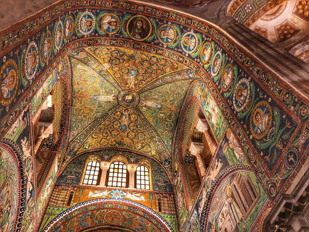 mozaiki Bazylika Św. Witalisa