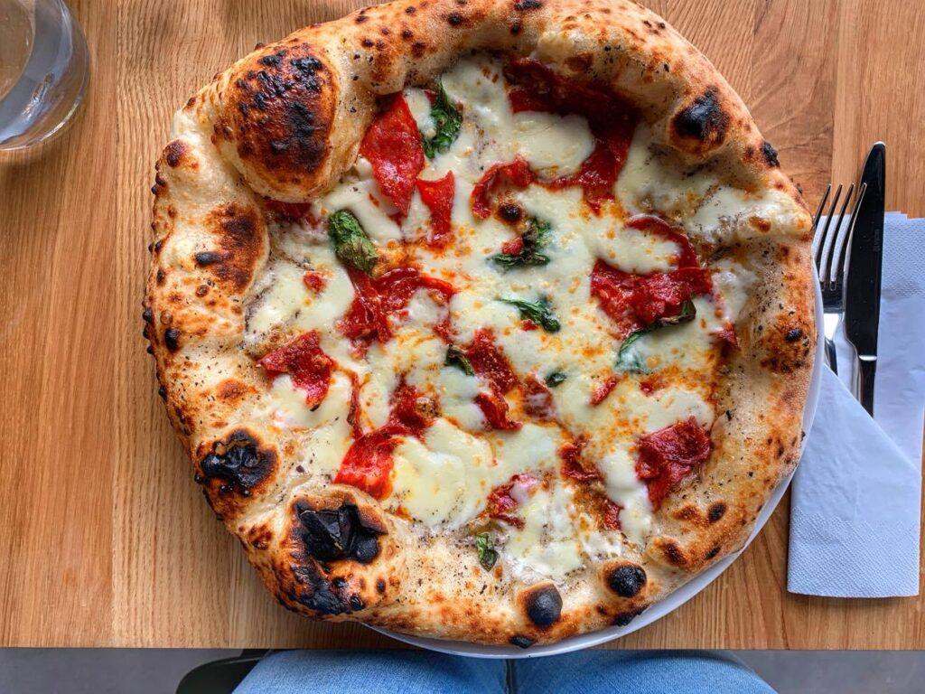 Casa Mia Pizza Napoletana