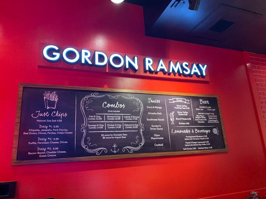 Gordon Ramsay fish and chips_2