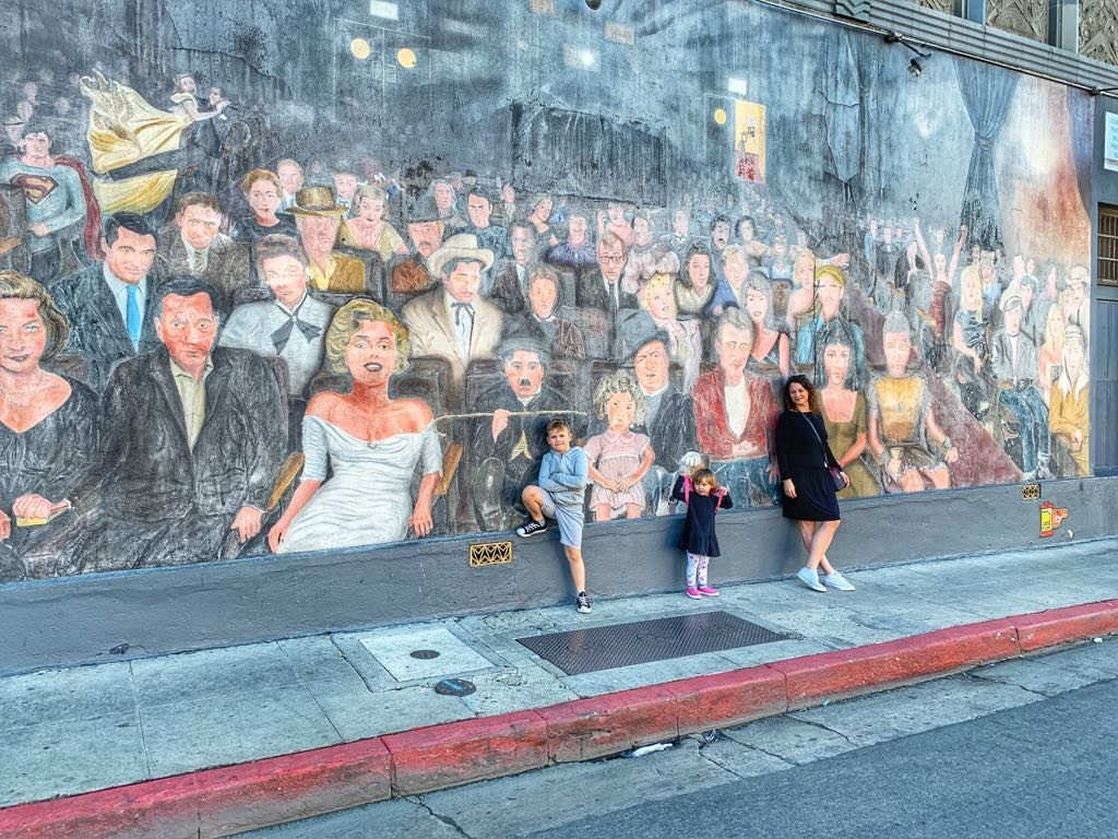 murale Hollywood