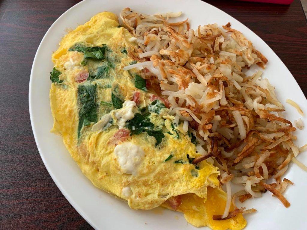 Docs Diner śniadanie