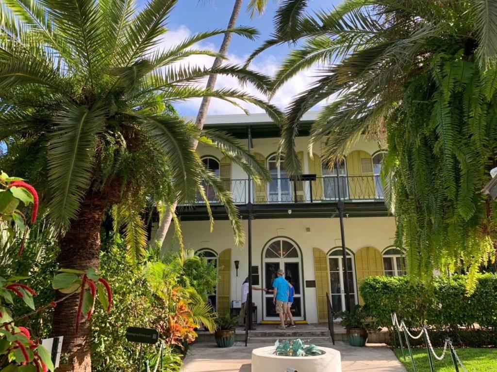 Dom Ernesta Hemingwaya