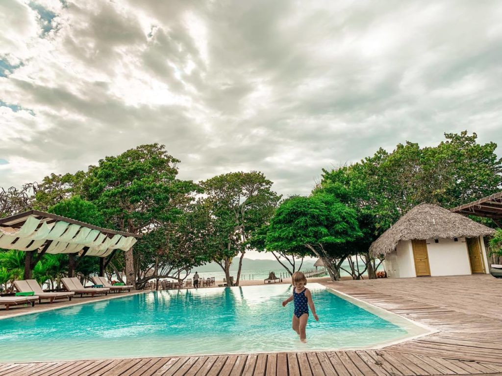 Punta Rucia Lodge_basen