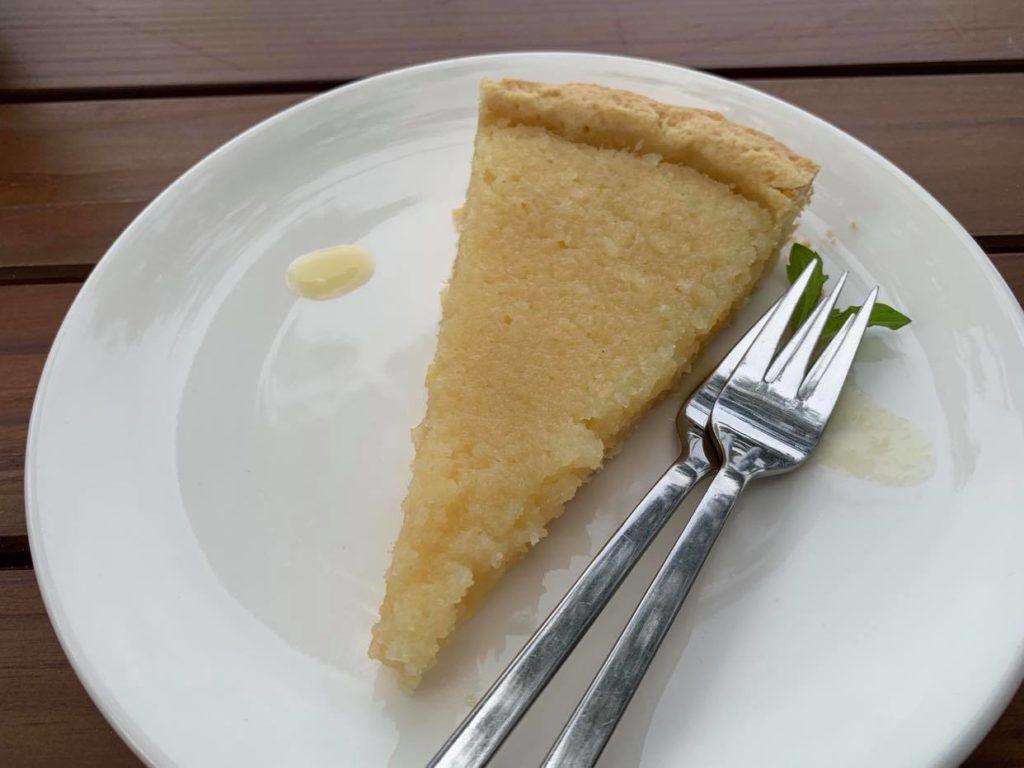 tarta coco