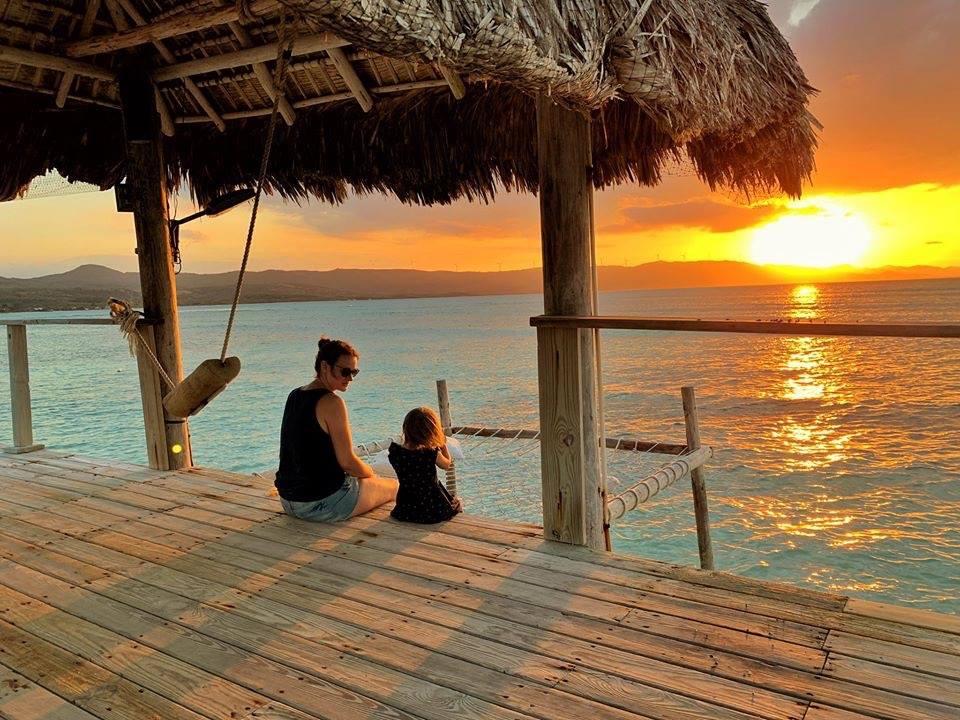 wieczory na Dominikanie