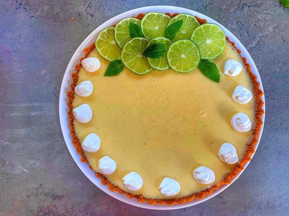 Key Lime Pie 4
