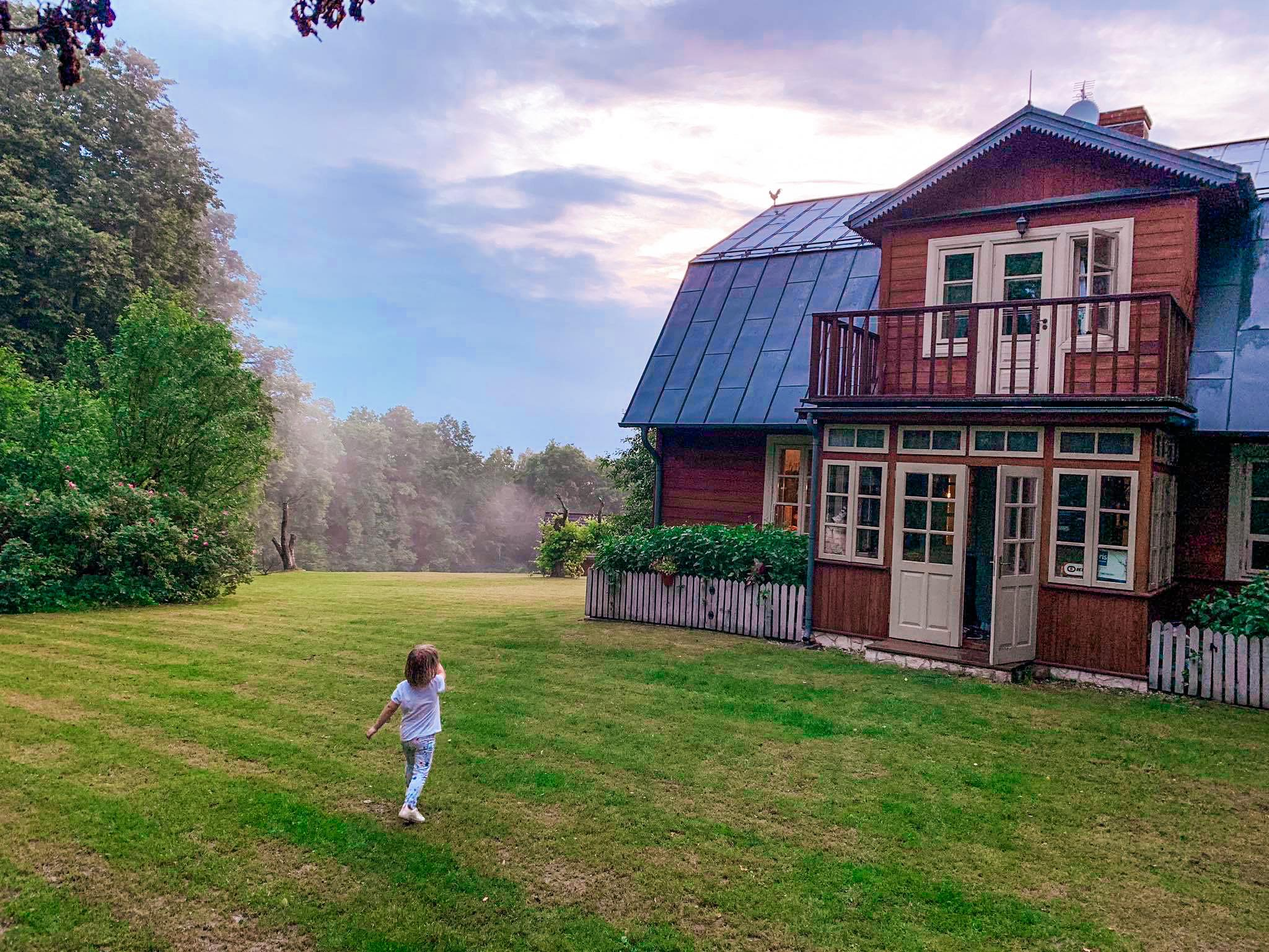bajkowy dom w Kazimierzu