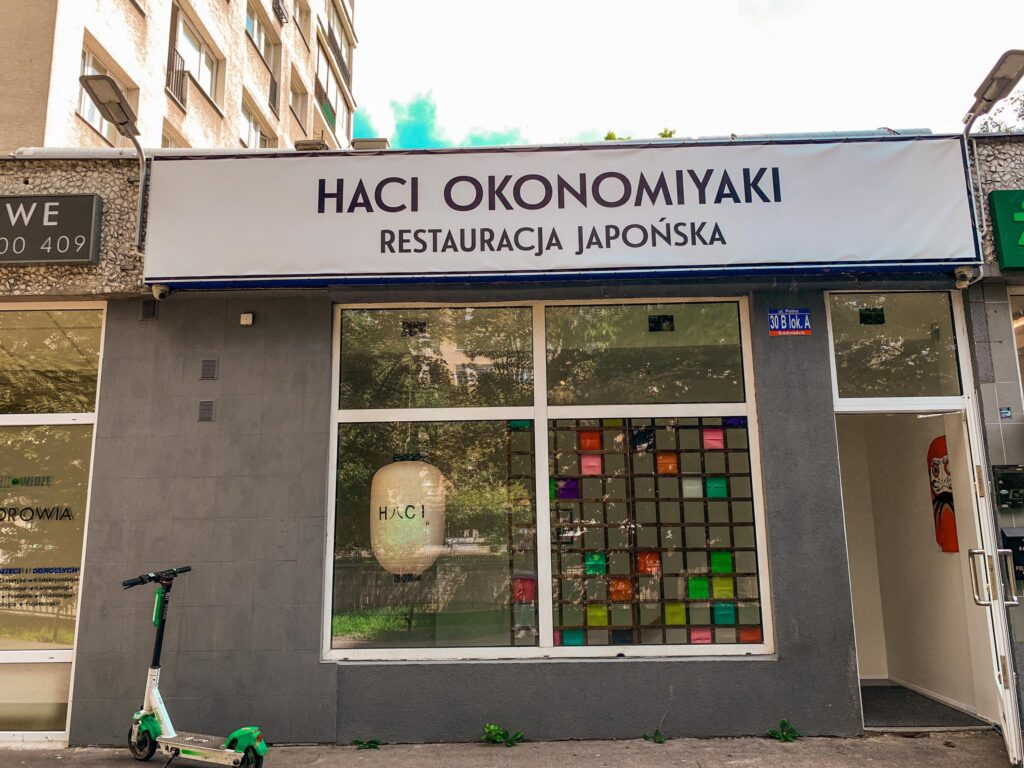 Haci Okonomiyaki