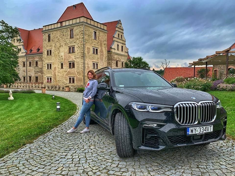 Uroczysko BMWX7